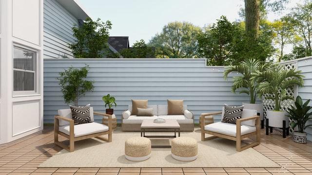 Aký je rozdiel medzi balkónom, terasou a loggiou?